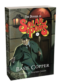 The Dossier of Solar Pons #1 [paperback] By Basil Copper